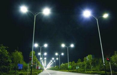 Oświetlenie ulic i przebudowa infrastruktury elektroenergetycznej: